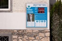 Dne 24. 9. 2013 je v podjetju Apnenec minilo 2000 dni od zadnje nezgode pri delu